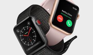 Kann die Apple Watch 3 GPS + Cellular kein Roaming?