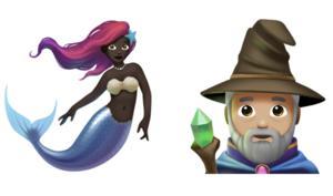 Dino, Fee und Meerjungfrau: iOS 11.1 mit neuen Emojis
