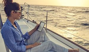 XL-Display: Amazon Kindle Oasis mit 7-Zoll-Display