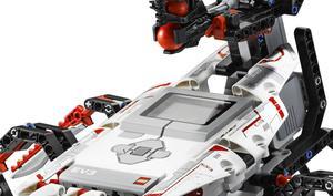 Lego Mindstorms EV3: Swift Playgrounds spielt mit Lego