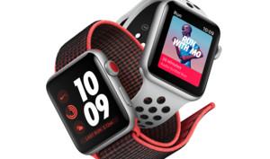 Neues Feature saugt die Apple Watch Series 3 mit LTE in 7 Stunden leer