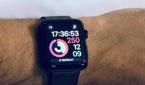 Apple Watch wieder auf Platz 1 bei Wearables: Dreikampf an der Spitze