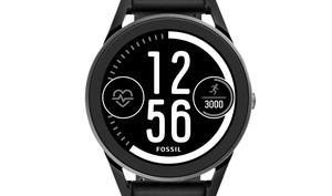 Fossil Q Control: Smartwatch mit Herzfrequenzsensor