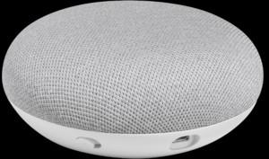 Nur heute: Google Home Mini in Kreide und Karbon stark reduziert