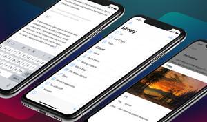 Ulysses erhält iPhone X Interface und Face ID-Schutz