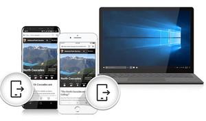 Microsoft Edge jetzt für iPhone im App Store verfügbar