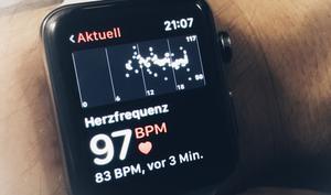 Wie die Apple Watch das Leben eines Mannes rettete
