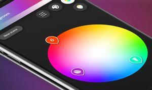Hue-App von Philips synchronisiert Lampen mit dem Computer
