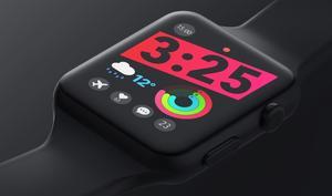 Konzept für die Apple Watch: So könnte watchOS 5 aussehen
