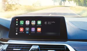CarPlay bei BMW im Abo: Jährliche Gebühr für In-Car-System