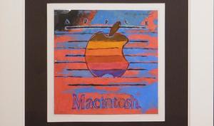 """Für Kunstfreunde: """"Apple Macintosh"""" von Andy Warhol wird versteigert"""