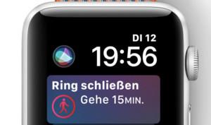 wachtOS 4: So individualisieren Sie das neue Siri-Ziffernblatt der Apple Watch