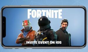Fortnite: Battle Royale nun für iOS verfügbar - So erhalten Sie eine Einladung