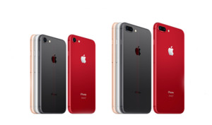 iPhone 8 in (PRODUCT)RED ab sofort bestellbar
