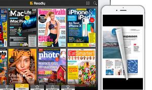600 Zeitschriften abonnieren – für nur 9,99 Euro