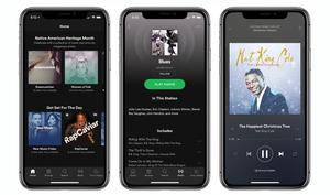 Spotify greift an: Bis zu 75 Prozent weniger Datenverbrauch beim Streaming
