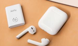 AirFly: Neues Gadget macht 3,5 mm Klinken fit für AirPods
