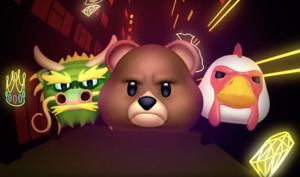 Da steppt der Bär: Apple veröffentlicht neuen Animoji-Karaoke-Clip