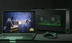 Razer drückt beim MacBook Pro für Gamer auf die Tube, mit neuem eGPU-Gehäuse