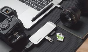 Nucleum: Kingston Digital stellt 7-in-1-USB-C-Hub vor