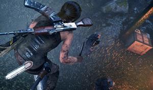 App-Entwickler machen ernst: Rise of the Tomb Raider mit eGPU-Support
