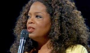 Talkshow-Queen Oprah Winfrey entwickelt mit Apple TV-Shows