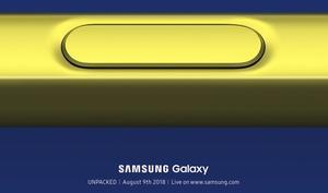 Samsung will Galaxy Note 9 einen Monat vor Apple starten