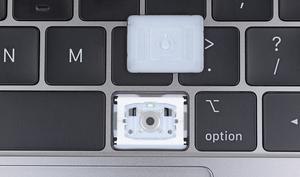 MacBook Pro: Alte Modelle werden nicht mit neuem Keyboard (3 Gen.) ausgestattet