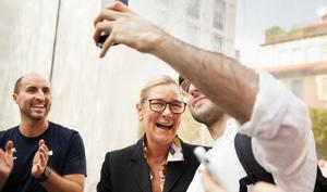 Apple Piazza Liberty in Mailand eröffnet