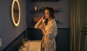 Badezimmerspiegel Philips Hue Adore mit HomeKit