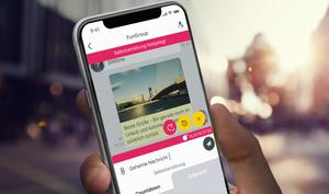 SIMSme: WhatsApp-Herausforderer der Post generalüberholt