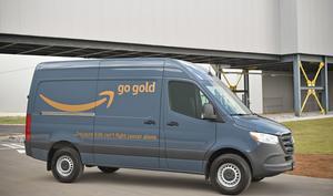 Amazon bestellt 20.000 Mercedes Sprinter Lieferwagen in den USA