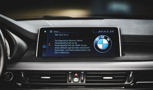 BMW: Bald mit mehreren Sprachassistenten?