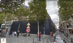Apple Store auf den Champs-Élysées öffnet im November