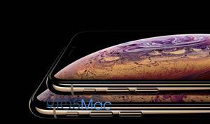 iPhone Xs Max asymmetrisch, Apple Watch 4 mit 64-Bit-Prozessor