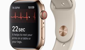 EKG in Apple Watch Series 4: Nächster Halt Kanada?
