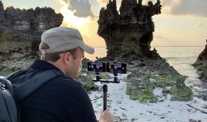 Austin Mann testet iPhone-XS-Kamera auf Sansibar
