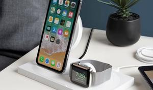 Belkin Boost Up Wireless Ladestation für iPhone und Apple Watch