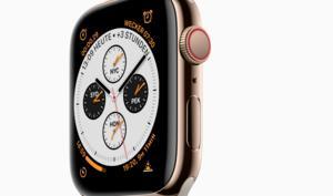 Apple Watch Series 4 mit fast 20 Prozent weniger Batteriekapazität als sein Vorgänger