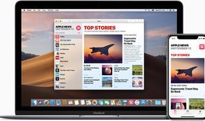 Apple News läuft Facebook den Rang ab