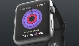 So wird eine alte Apple Watch zum Schlaftracker