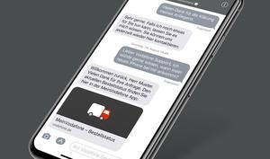 Vodafone startet Apple Business Chat in Deutschland