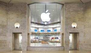Apple zieht Ende Oktober den Stecker am Carrousel du Louvre in Paris