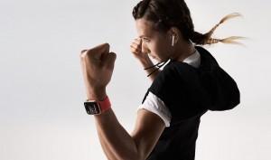 Warnende Worte: Dieses Armband zerkratzt das Saphirglas der edlen Edelstahl-Apple-Watch