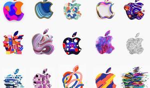 Schon über 370 bunte Apple-Logos gesichtet
