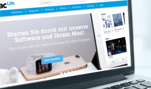 Der neue Mac-Life-Shop: Mit unserer Vorteilswelt bares Geld sparen
