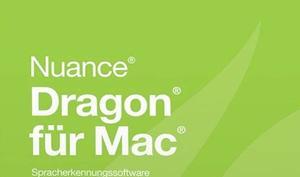 Dragon Professional für Mac gibt es nicht mehr