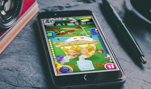 11 total verrückte iPhone-Spiele