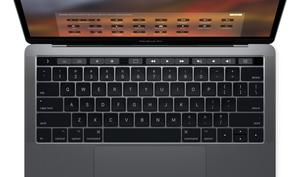 Am MacBook Pro: Menüleiste und Touch Bar individualisieren