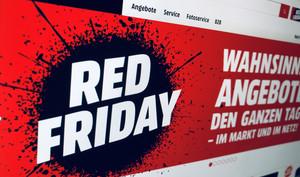 Red Friday bei Media Markt: Apple Watch Series 3 + Kopfhörer besonders günstig und mehr